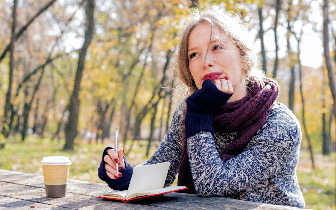 Journaling – an opportunity for us to stop, step back and reflect on ourselves